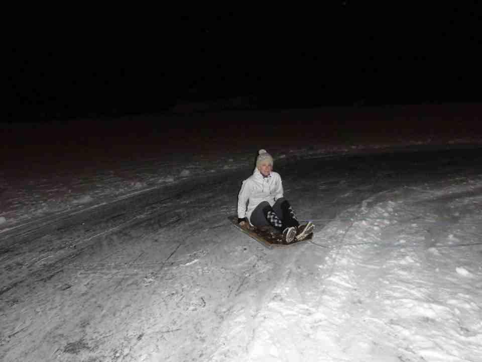 mel sled2
