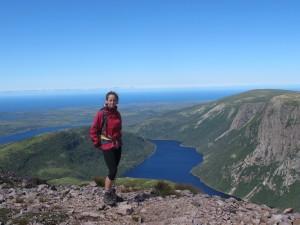 Newfoundland blogger