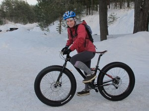 Fat biking Ontario