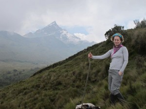 Ecuador altitude sickness